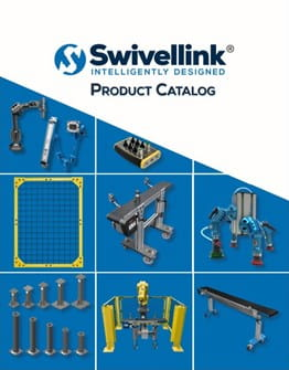 Swivellink product catalog front cover