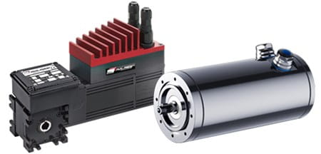Minimotor DBS series motor and stainless steel motor