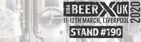 BeerX UK exhibition 2020 logo