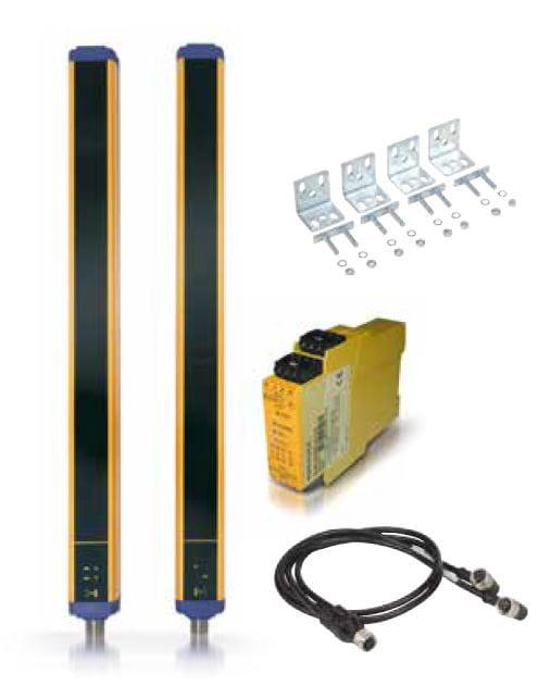 Safety Light Curtains Sensors Safety Oem Oem Automatic Uk