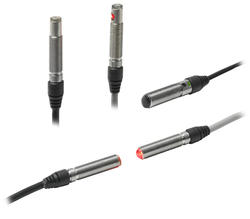 Takex - M5, M6 Photoelectric sensors with built-in amplifier