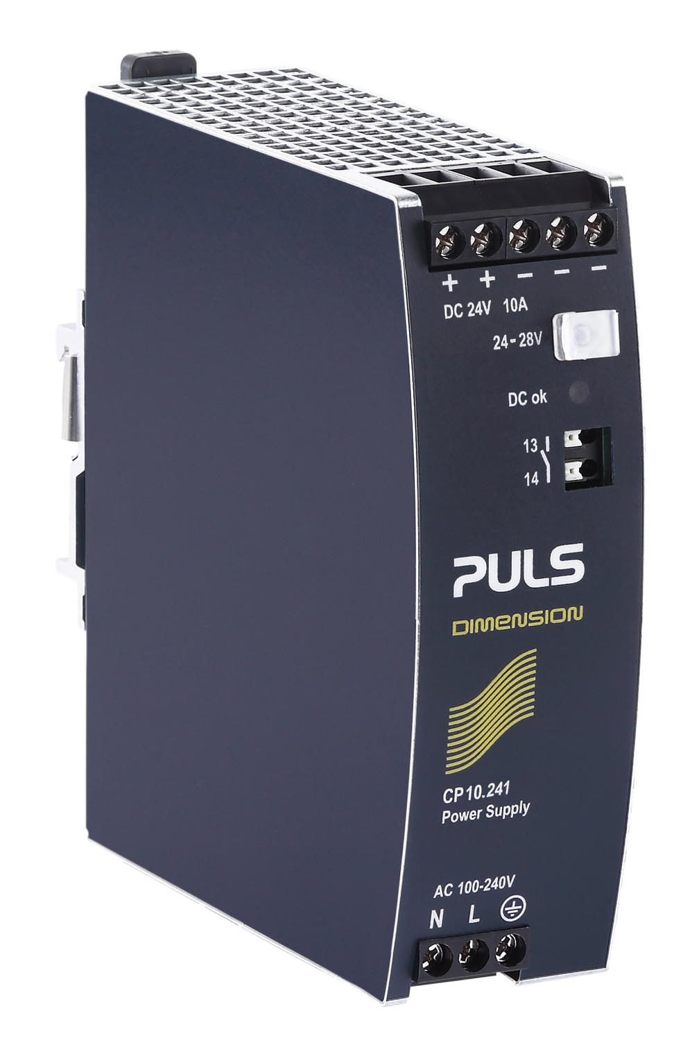 Power supply 1-phase, 24 V dc Series Dimension C, Generation 2