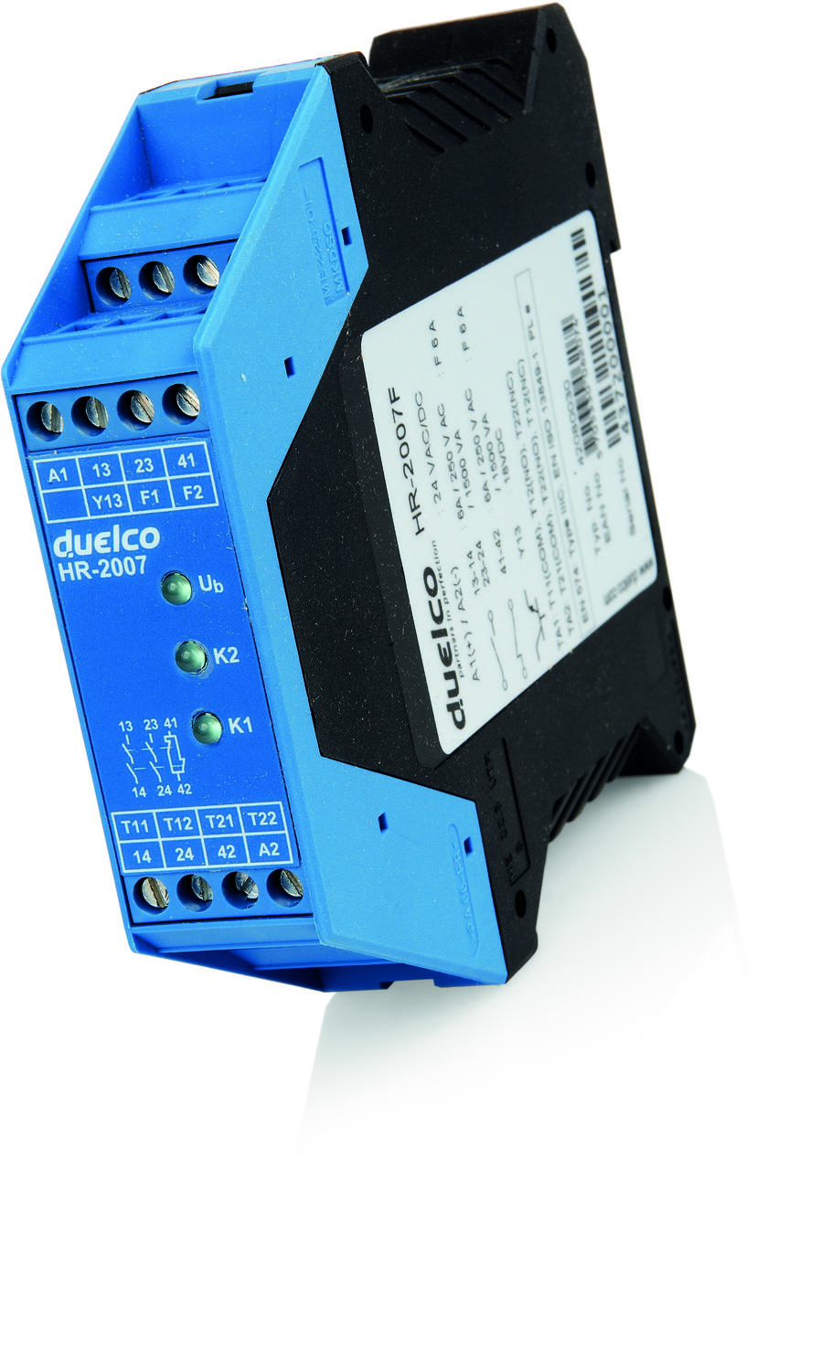 HR-2007F Two Hand Control Relay