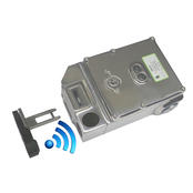IDEM - Stainless steel IP69K guard locking switch KLT-SS-RFID