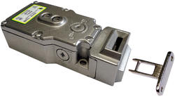 IDEM - Stainless steel IP69K guard locking switch KL1-SS