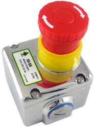 IDEM - Emergency stop (E-Stop) switches - ES-P & ES-SS