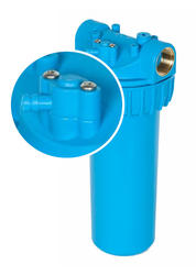 Tecnoplastic - Anti water hammer filters - Whale range
