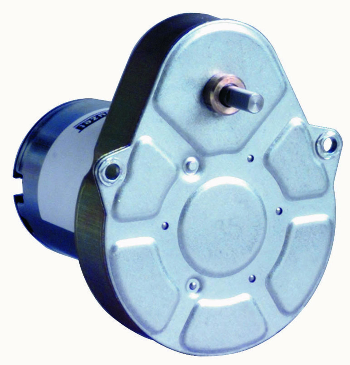 82861xxx DC motor with spur gearbox - Industrial DC Series