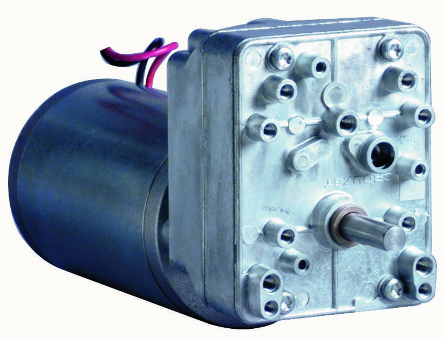 828325xx DC motor with spur gearbox - Industrial DC Series