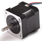 2-phase hybrid step motor 42x42 mm 1.8°
