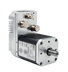 Crouzet - BLDC SQ75 motor with integrated SMi22 CANopen drive
