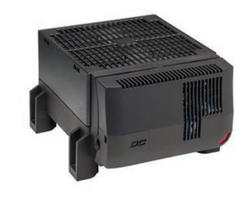 High performance fan heater 200 W - 800 W DCR 030