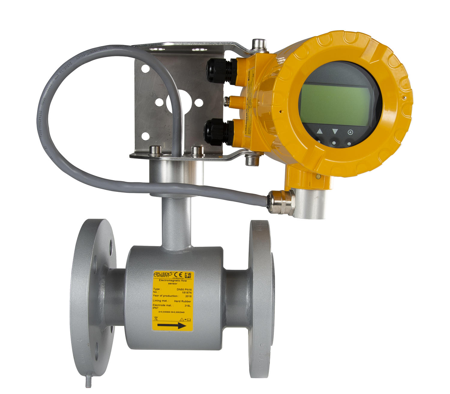 PEM-1000 Series Flow Meter