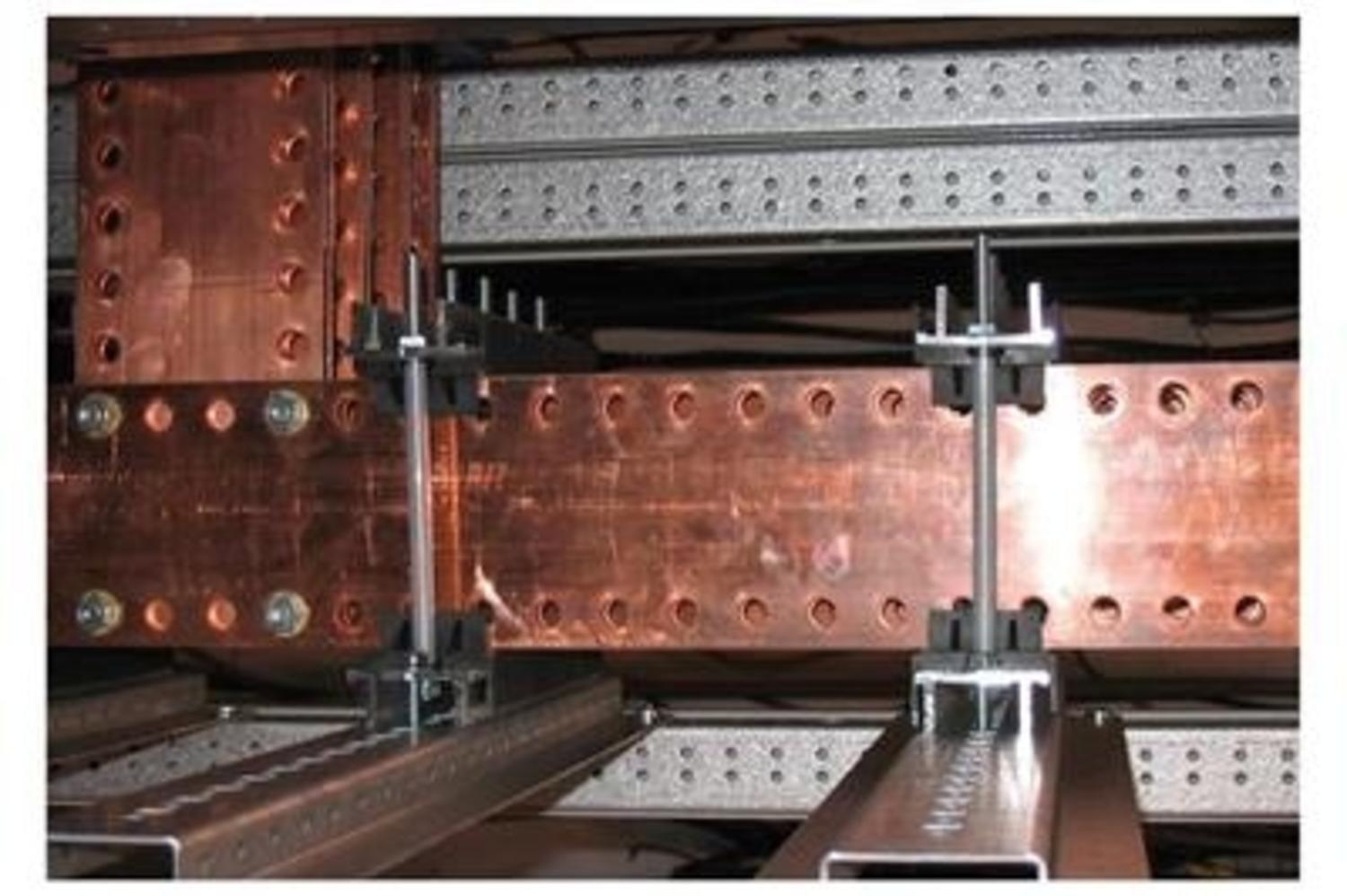 PREPUNCHED COPPER BARS