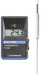 Greisinger - Precision Pocket Thermometer with PT1000 Probe