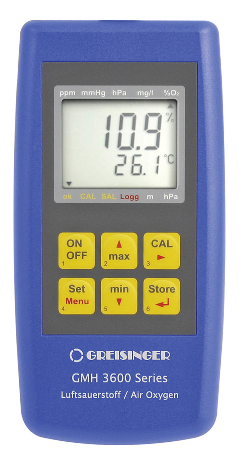 Air Oxygen Measuring Device - Without Sensor