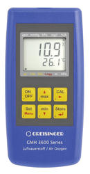 Greisinger - Air Oxygen Measuring Device - Without Sensor