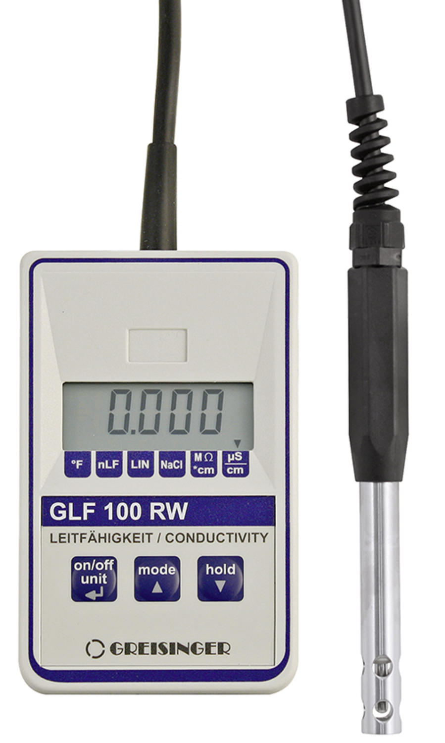 Universal Conductivity Measuring Devices