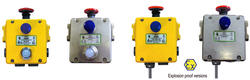 IDEM - Emergency stop (E-Stop) switches - GLES & GLES-SS