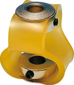 Sungil - Flexible shaft coupling for large shaft displacements, SFC