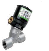 "2/2 Angle-seat valve air controlled 3/8""-3/4"""