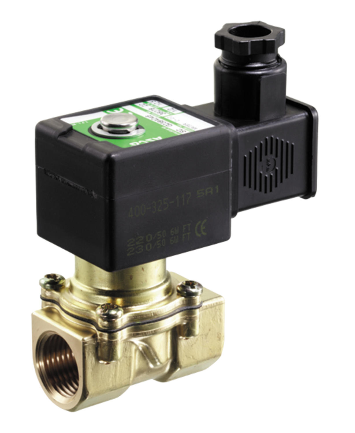 "2/2 Proportional valve 3/8""-1/2"""