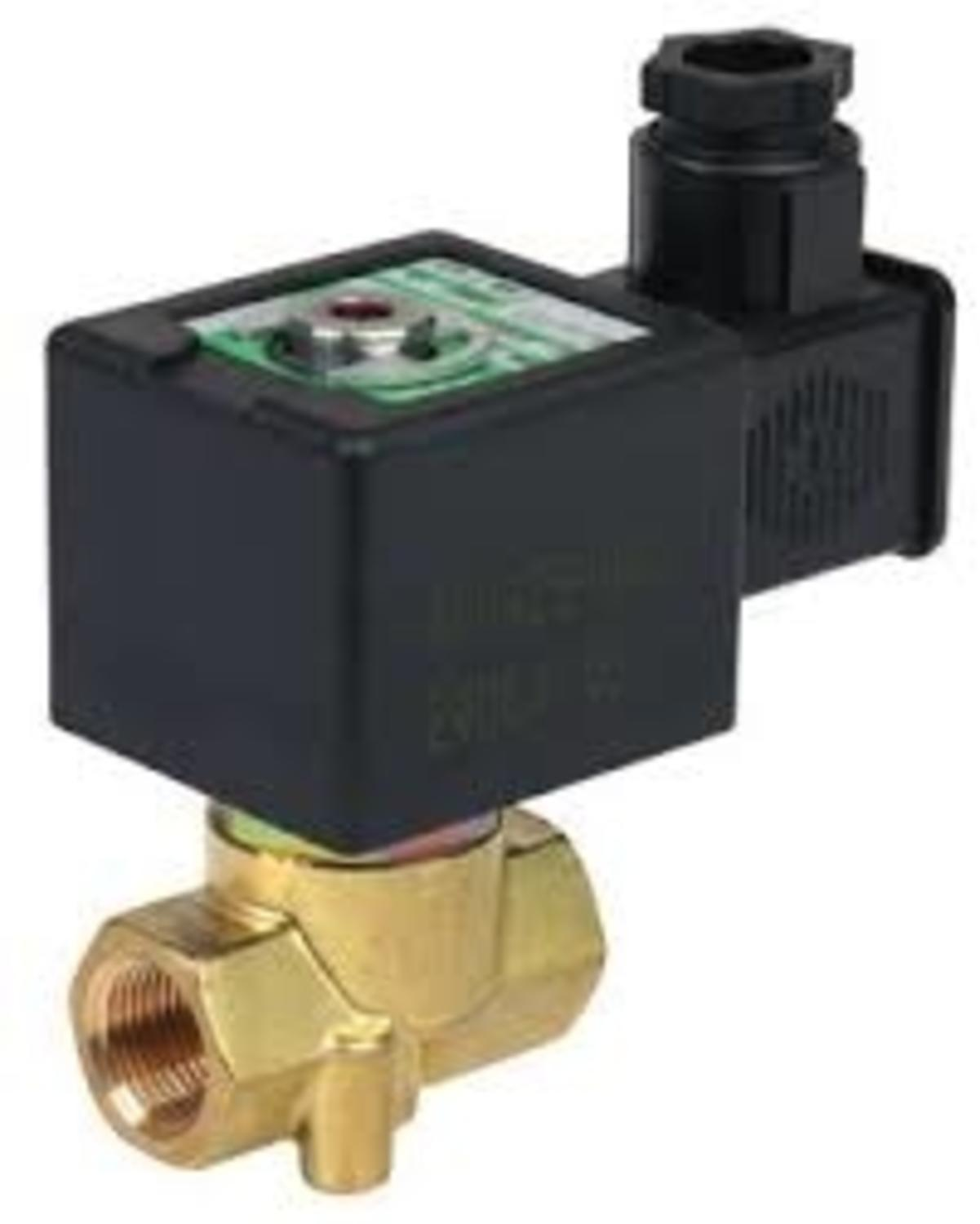 2/2 Proportional valve 3/8""