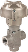 "3/2 Seat valve air controlled 1/2""-2"""