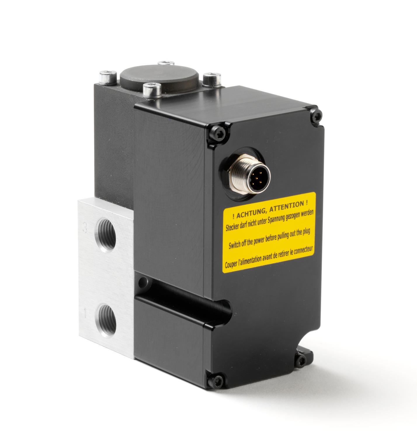 Asco - Sentronic Digital - Programmable proportional valve