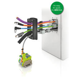 Conta-Clip KDS-Click products, cable entry system solutions