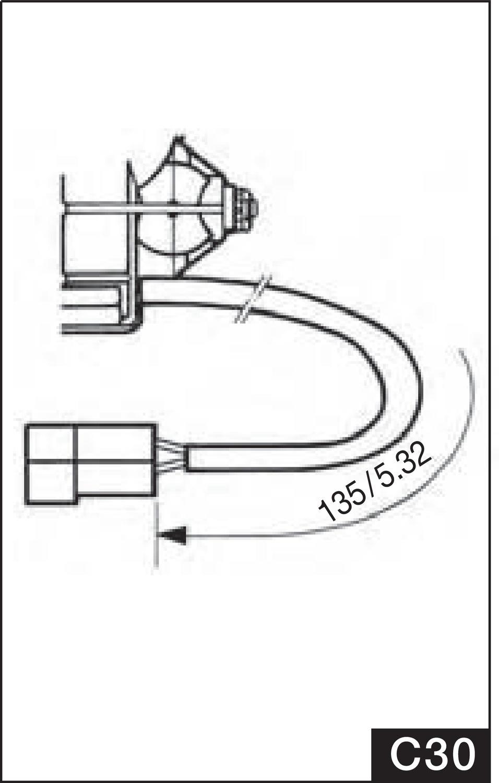 Doga 24V WIPER MOTOR 316 9215