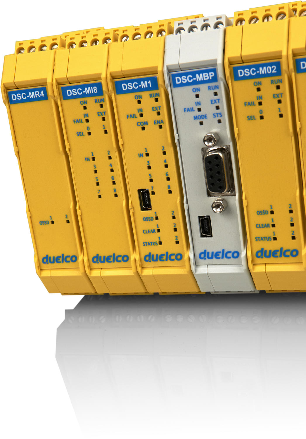 Duelco Safety Contoller