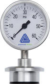 Anderson Negele - Compact pressure gauge, 3A