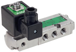 ASCO - Electrical controlled valve in Stainless Steel