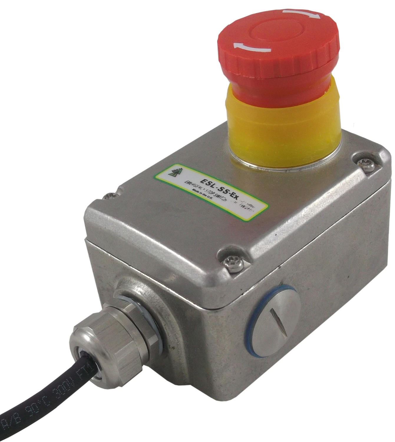 Explosion Proof emergency stop switches - ESL-SS
