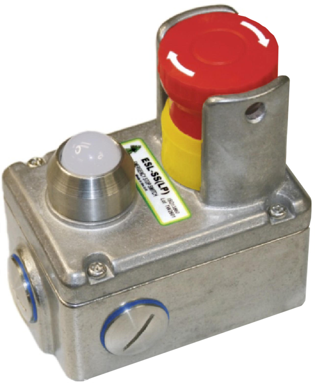Emergency stop (E-stop) switches - ESL-SS