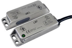IDEM - Non-contact RFID LMF-SS switches