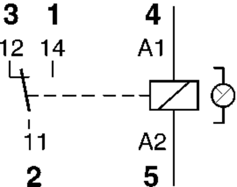 releco - 1-pole interface relay  10 a
