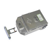 IDEM - Stainless steel IP69K guard locking switch KLT-SS