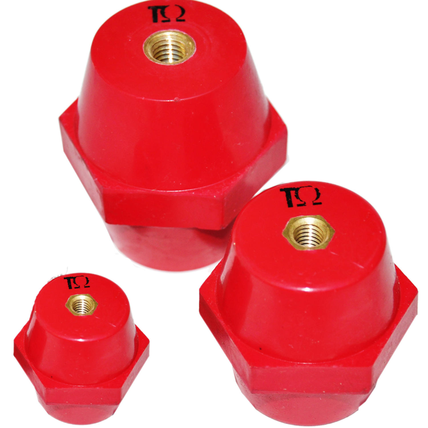 Low voltage insulators