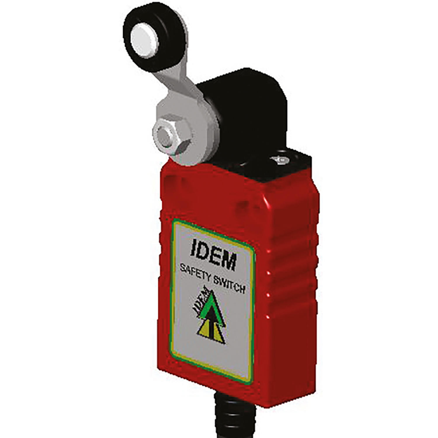 Safety limit switches - LSMM (metal body)