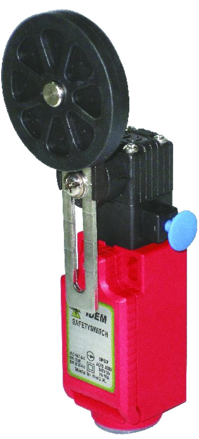 Safety limit switches- LSPS-R (Plastic body with reset)