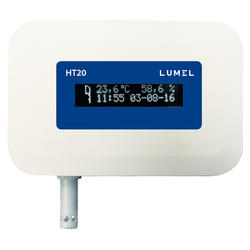 Lumel HT20 temperature and humidity monitor
