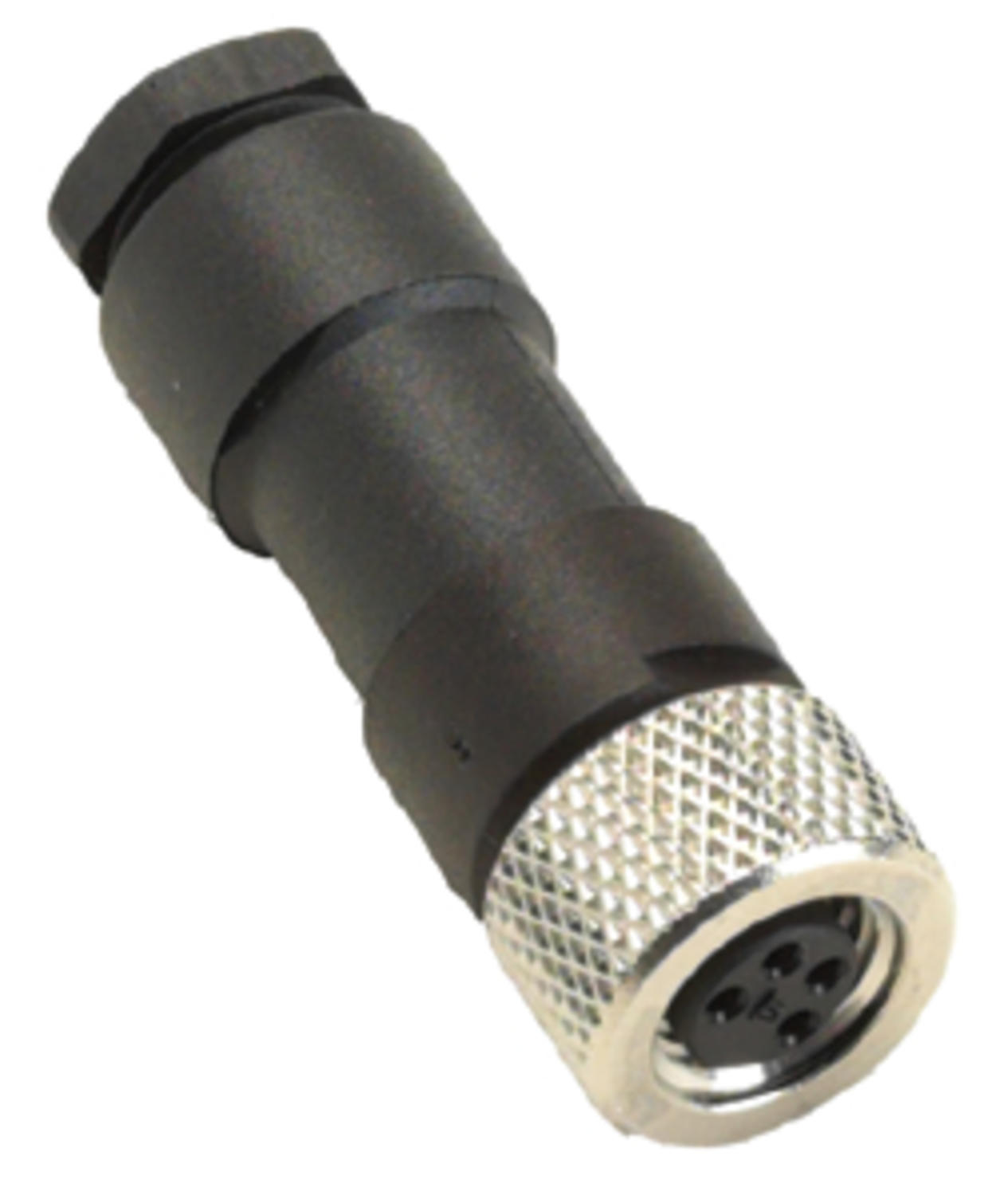 M8 field wireable connector female