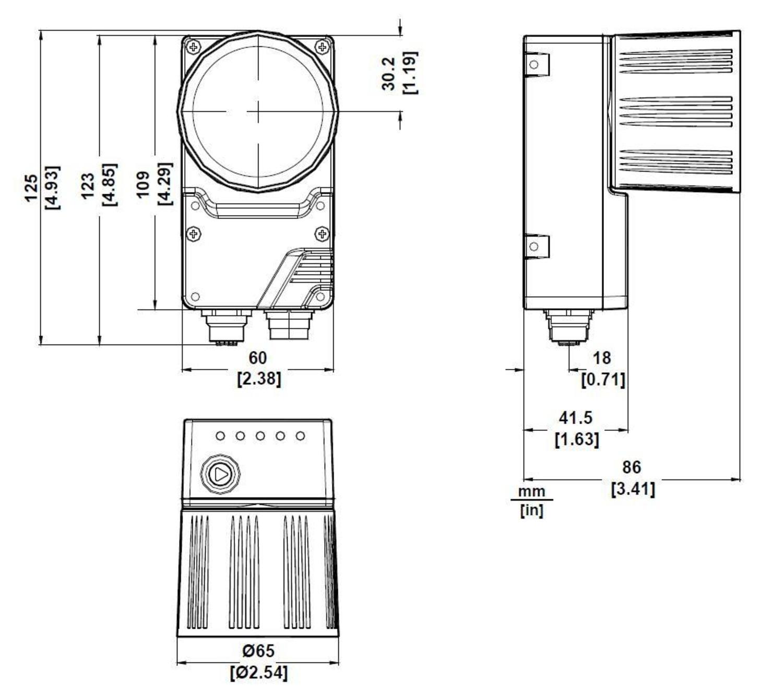 Matrix 410N™ High Performance Industrial 1D/2D imager