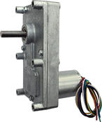 Mellor Brushless DC geared motor with built in speed control