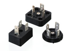 Molex Base plates for industrial connectors