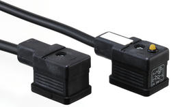 Molex Pre-cabled connector industrial DIN