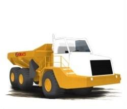 Camera Kits for Articulated Dump Trucks