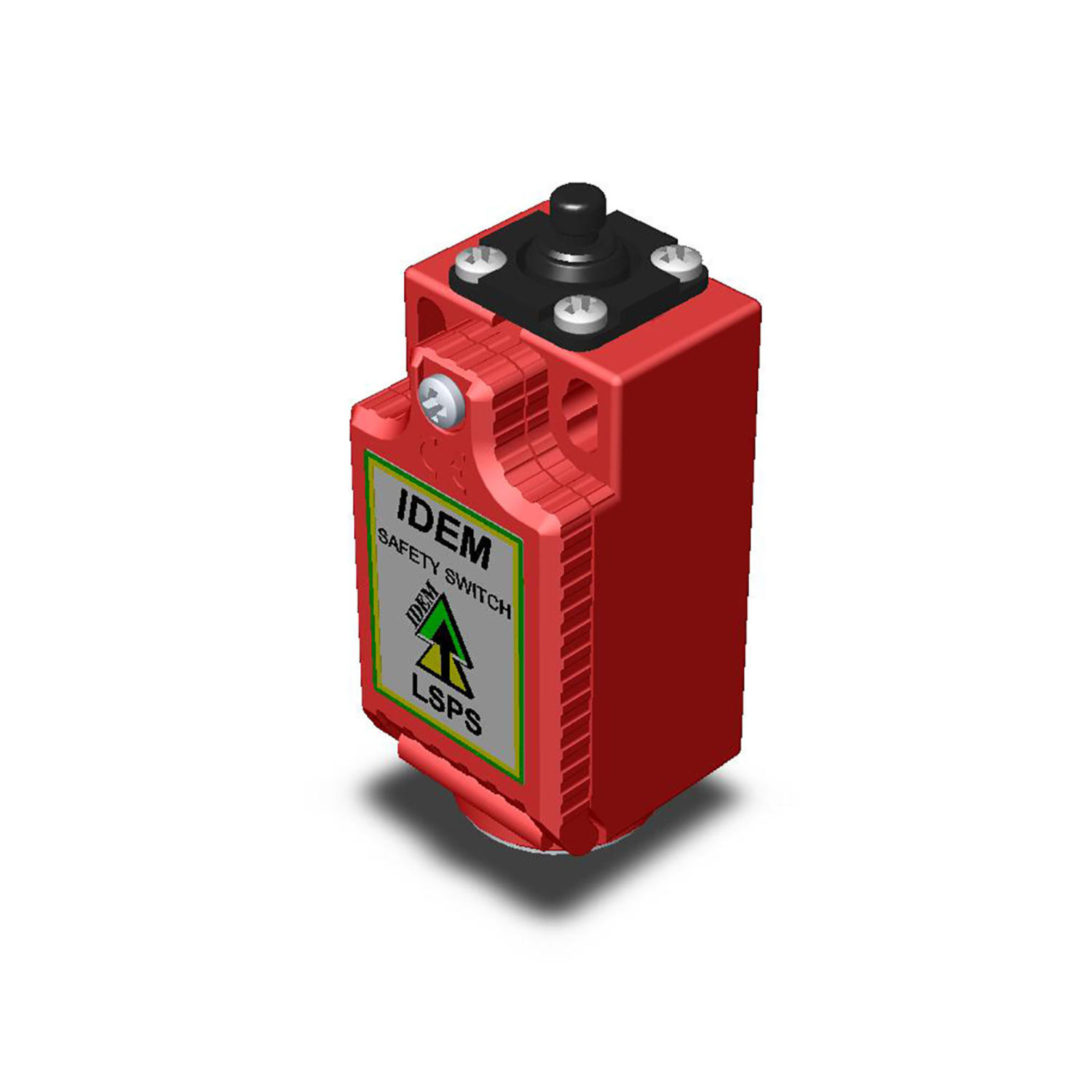 Safety limit switches - LSPS (plastic body)